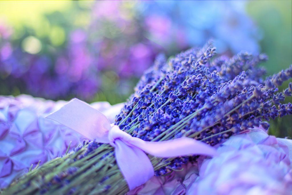 100% naturreines ätherisches Lavendelöl