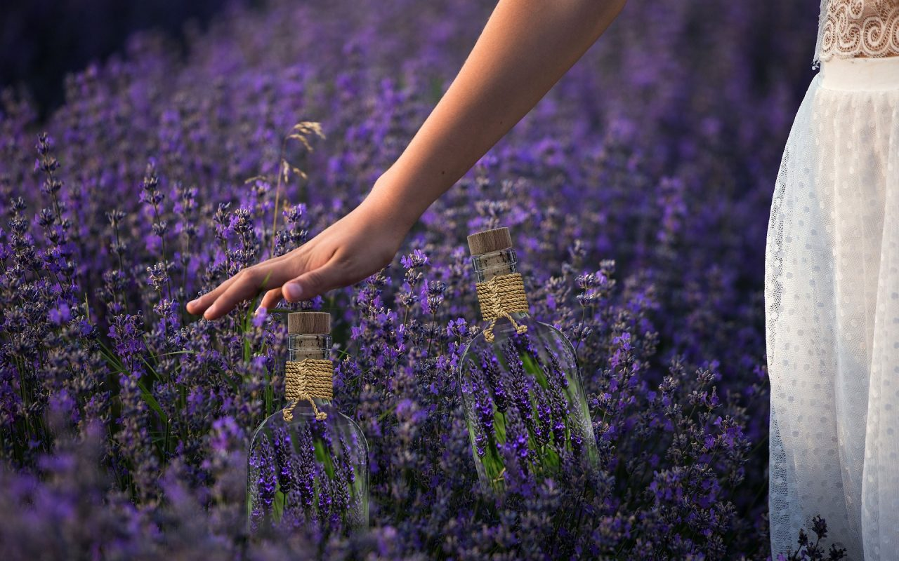 Ätherisches Lavendelöl vom Tiroler Kräuterhof