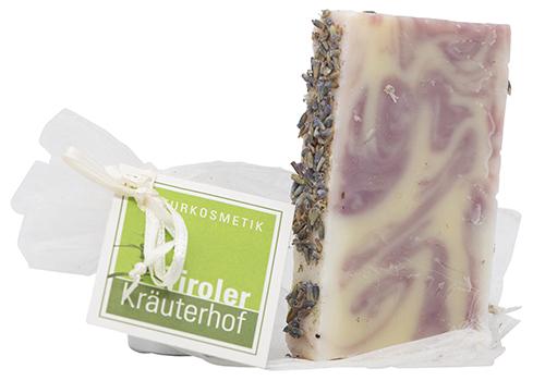 Bio-Lavendelseife vom Tiroler Kräuterhof