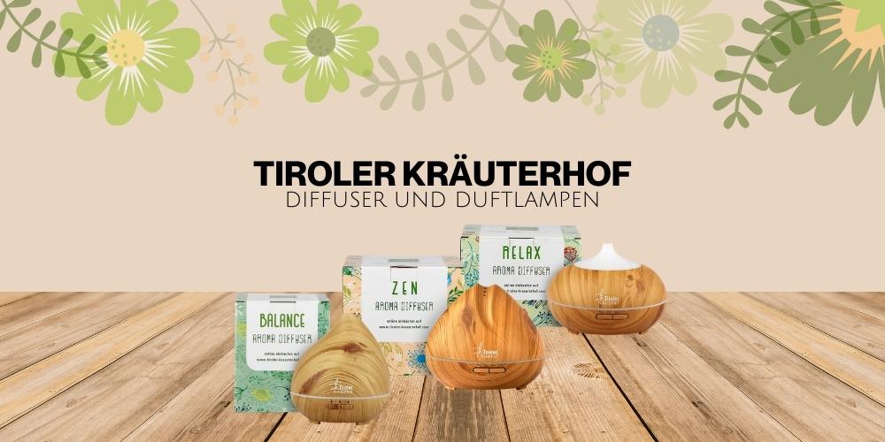 Aroma Diffuser -  Ultraschall Vernebler