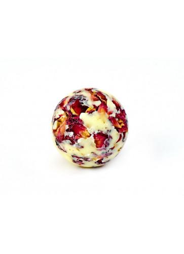 Badekugel - Badebombe Rose