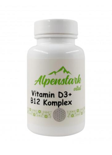 Vitamin D3 + B12