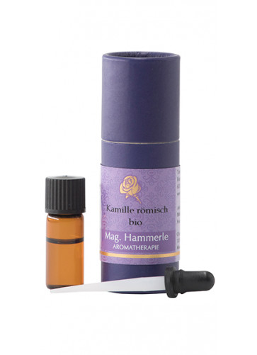 Kamillenöl römisch bio - ätherisches Öl Kamille römisch bio