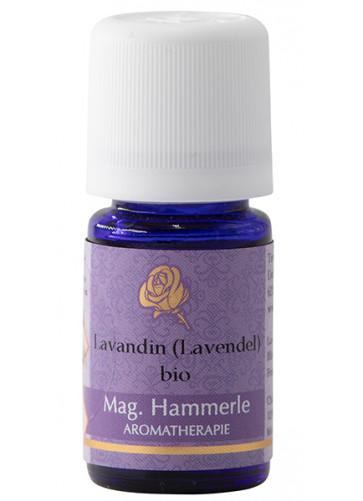 Lavandinöl bio - ätherisches Öl Lavandin bio