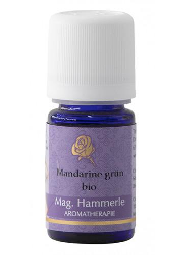 Mandarinenöl grün bio - ätherisches Öl Mandarine grün bio