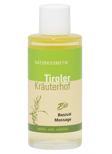 Bio Basis Massageöl neutral