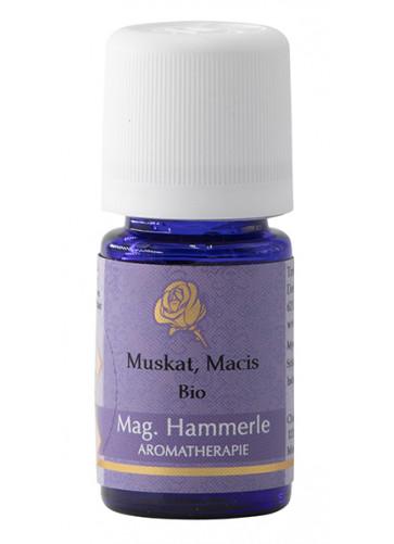Muskatblütenöl bio - ätherisches Öl Macisblüte bio
