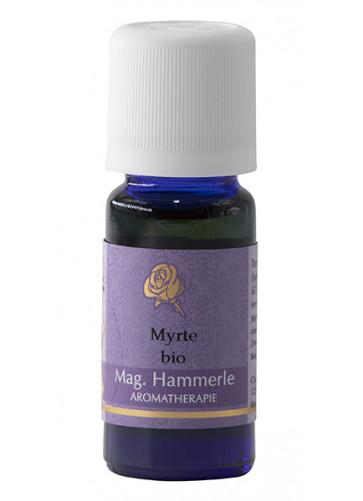 Myrtenöl bio - ätherisches Öl Myrte bio