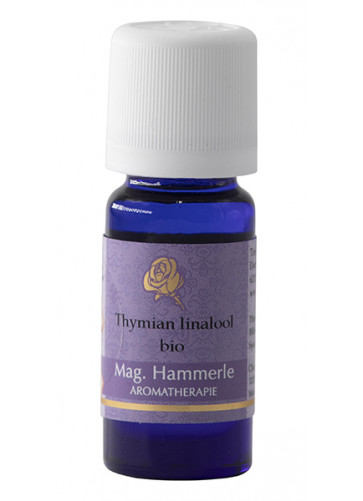 Thymianöl mild bio - ätherisches Öl Thymian linalool bio