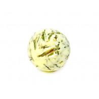 vegane Badekugel bio - Badebombe Lemongrass 50gr