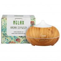 """Diffuser - """"RELAX""""  - Aroma Diffuser für ätherische Öle"""