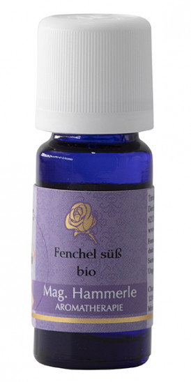 Fenchelöl süss bio - ätherisches Fenchelöl süss bio