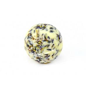 Badekugel - Badebombe Lavendel