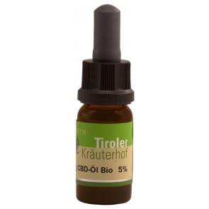 CBD Öl BIO - 5% - 10ml