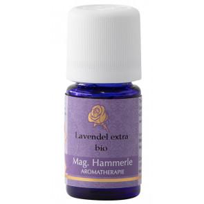 Lavendelöl extra bio