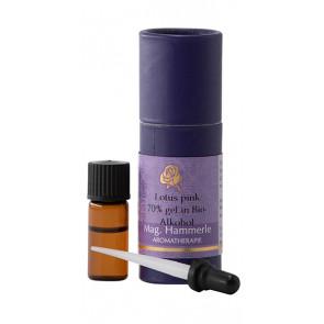 Lotusblumenöl abs. gel. i. Bio Alkohohl - ätherisches Öl Lotusblume
