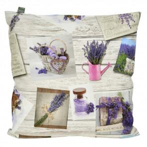 Zirbenkissen Lavendeltraum