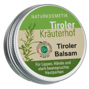 Tiroler Balsam - Handtiegel 10ml