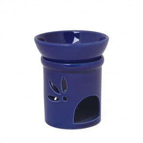 Keramik Duftlampe blau