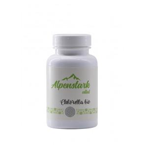 Chlorella organische Kapseln