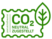 CO2 Neutral zugestellt