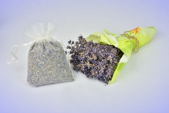 Omas Lavendelsäckchen